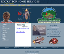Rocky Top Home Services Pest Control