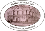 Parrottsville Inn Logo - Parrottsville, TN