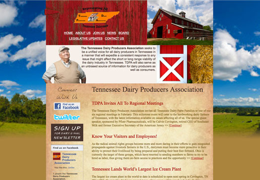 Tennessee Dairy Producers